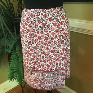 Charter Club Wrap Skirt